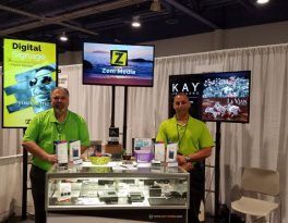 Exhibition at Las Vegas Metro Chamber of Commerce 2017 Business Expo